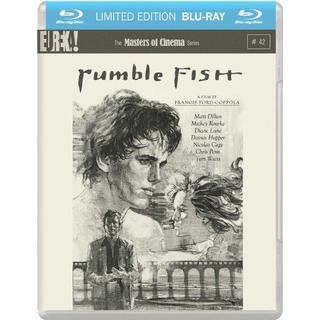 Rumble Fish [Masters of Cinema] (Blu-ray) [1983]